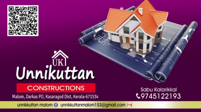 Unnikuttan Construction